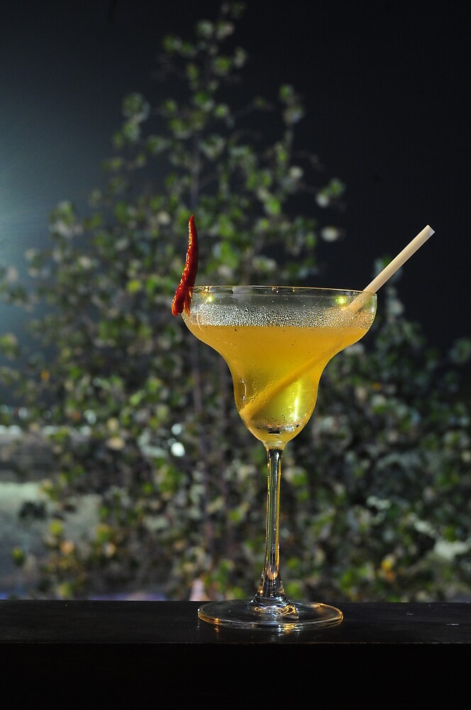 Chill out the spicy drink by Ibrahim Asad