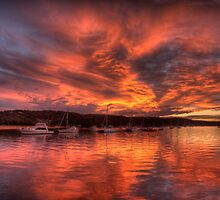 Come On Baby Light My Fire - Newport, Sydney Australia - The HDR Experience by Philip Johnson