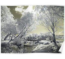 Balyang Sanctuary - Bridge to Heaven Poster