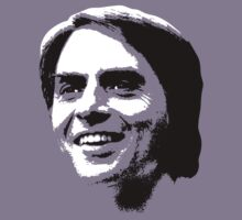 Carl Sagan by Bradley John Holland