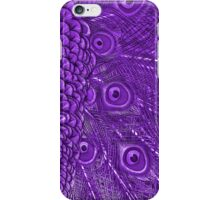 Purple for Little Miss Emily iPhone Case/Skin