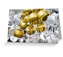Doha: Kettles Greeting Card