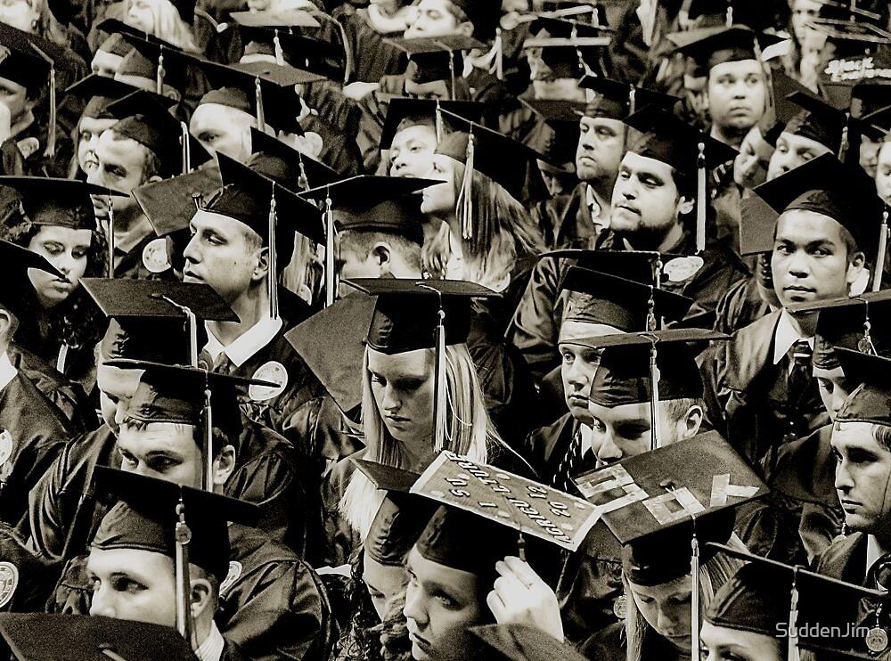 The Graduates by SuddenJim