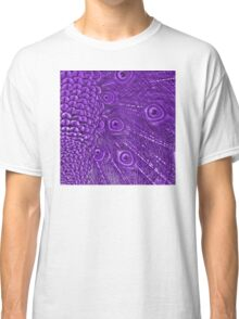 Purple for Little Miss Emily Classic T-Shirt
