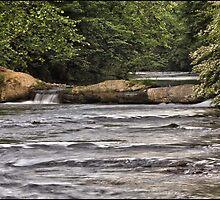 Waterfall by pchelptips