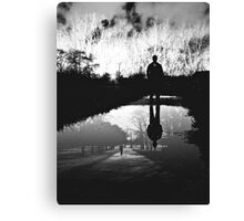 Subjective reality  Canvas Print