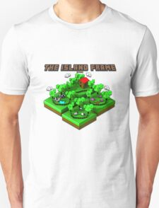 Isometric Island Frame T-Shirt