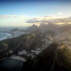 View from the Sugar Loaf #1 by Nicolas Noyes