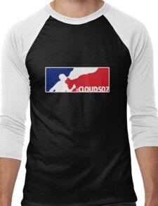 ML-Cloud507 Men's Baseball ¾ T-Shirt