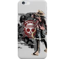 One piece - Straw Hats iPhone Case/Skin