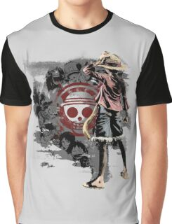One piece - Straw Hats Graphic T-Shirt