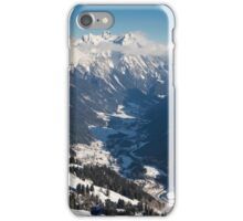 St Anton's Valley iPhone Case/Skin