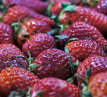 strawberry by mrivserg