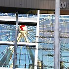 The Brisbane Eye Reflection by MiloAddict
