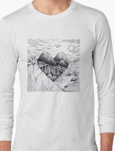 Wild At Heart Long Sleeve T-Shirt