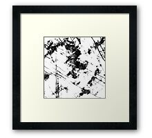 Consequences Framed Print
