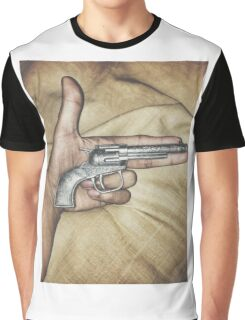 TOY GUNS Graphic T-Shirt