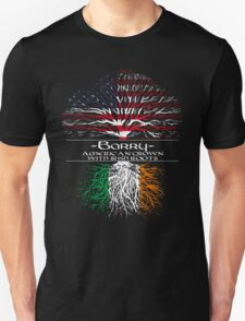 Barry - American Grown with Irish Roots T-Shirt