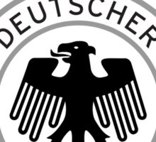 DFB Eagle Sticker