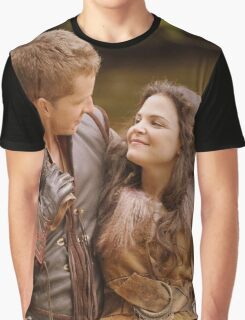 Snowing Graphic T-Shirt
