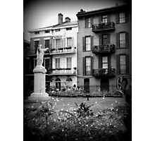 Cathedral Garden Photographic Print
