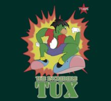 I.T HERO - The Incredible Tux by AdeGee