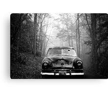 Day Seventy Canvas Print
