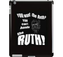 RBG Truth  iPad Case/Skin