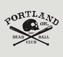 Portland Zombies Deadball Classic by Rob DeBorde
