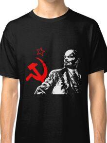 LENIN-RED STAR Classic T-Shirt