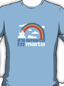 It's smarta to MARTA! Alternate T-Shirt