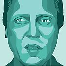 Blue Walken by scoutyblue