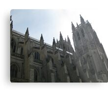 National Cathedral, Washington DC Metal Print