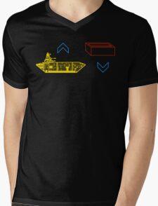 Vogons vs Bricks Mens V-Neck T-Shirt