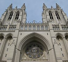 National Cathedral, Washington DC by Kelly Morris