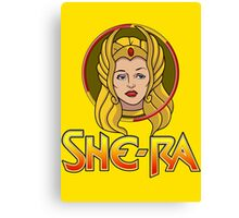 SHE-RA Canvas Print