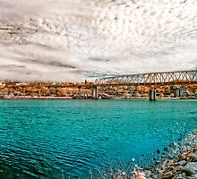 Across The River by DaraD