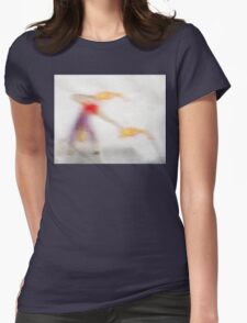 Acrobat Womens Fitted T-Shirt
