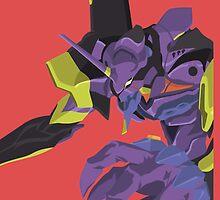 Evangelion Unit 01 by icr427