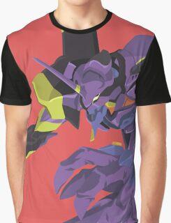 Evangelion Unit 01 Graphic T-Shirt