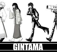 gintama by Jhai-Jhai Arlina