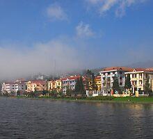 Sapa Lake in North Vietnam by mechelle142