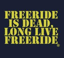 Freeride is dead One Piece - Long Sleeve