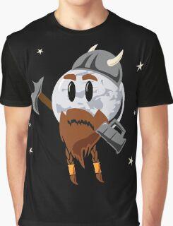 White Dwarf sun Graphic T-Shirt