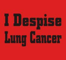 Lung Cancer Kids Tee