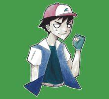 Pokemon: Ash Ketchum Kids Tee