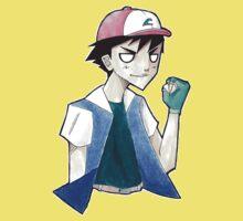 Pokemon: Ash Ketchum Baby Tee