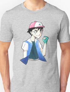Pokemon: Ash Ketchum Unisex T-Shirt