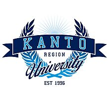 Kanto Region University Photographic Print