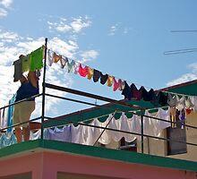 Laundry by Janice Chiu